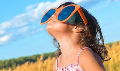 Правильный выбор детских солнцезащитных очков