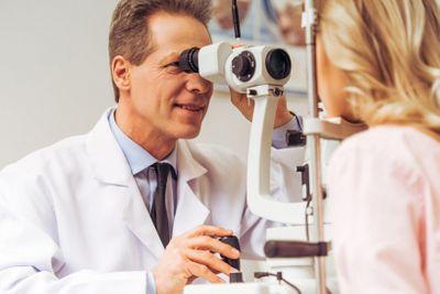 Врач-офтальмолог: что происходит на приёме?