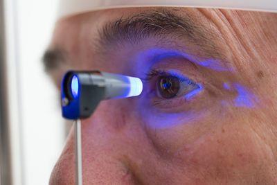 Глаукома – основная причина слепоты