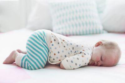 Как можно улучшить сон грудного ребёнка?
