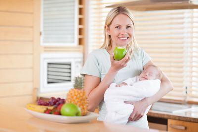 Как увеличить лактацию? Питание кормящей мамы