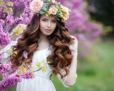 Уход за волосами в весеннее время года