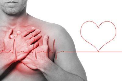 Первые признаки острых сердечно - сосудистых заболеваний